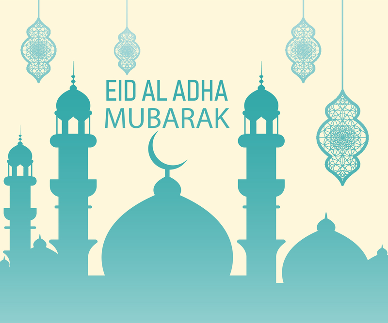 Eid al-Adha Mubarak to you and your family!